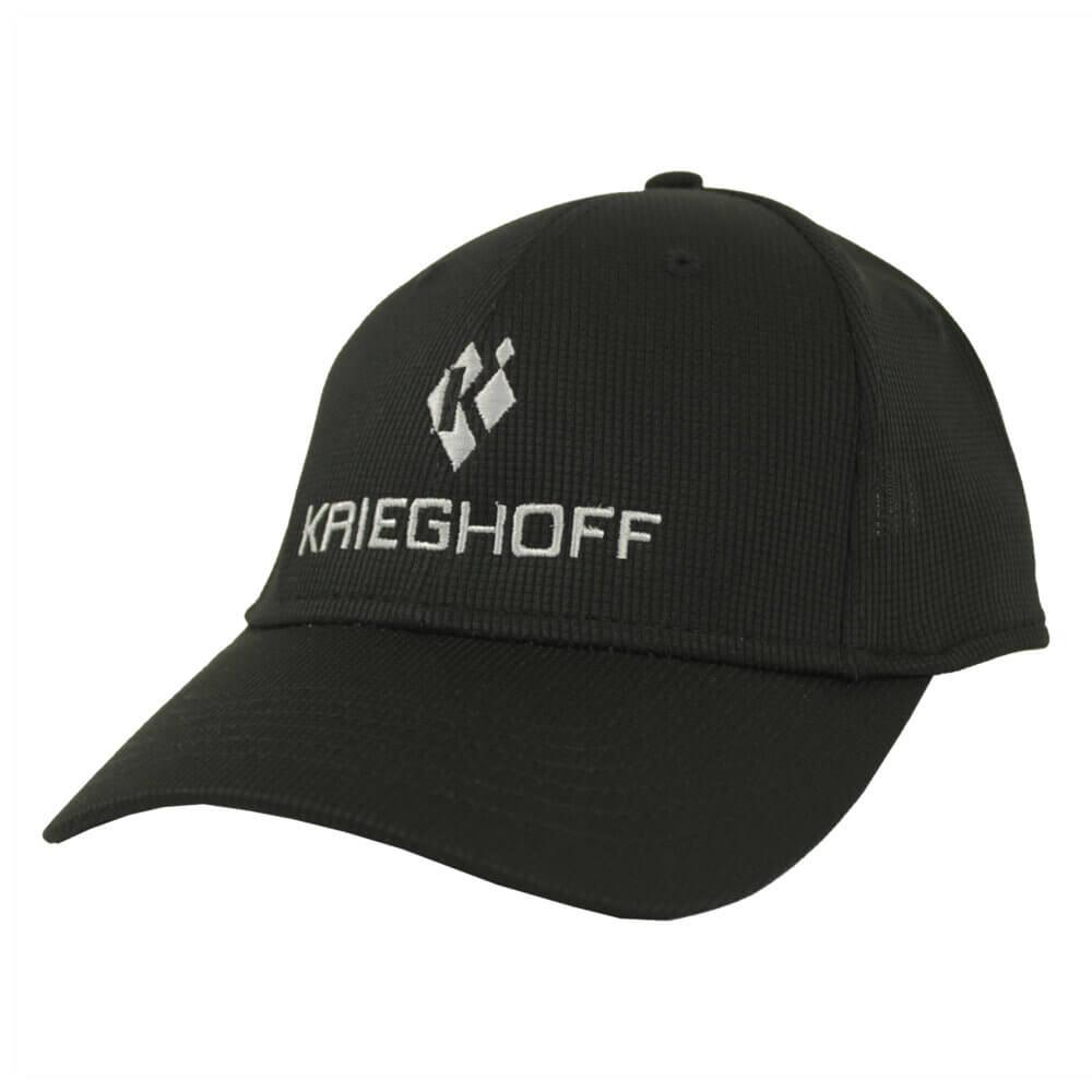 Krieghoff Performance Hat, Black