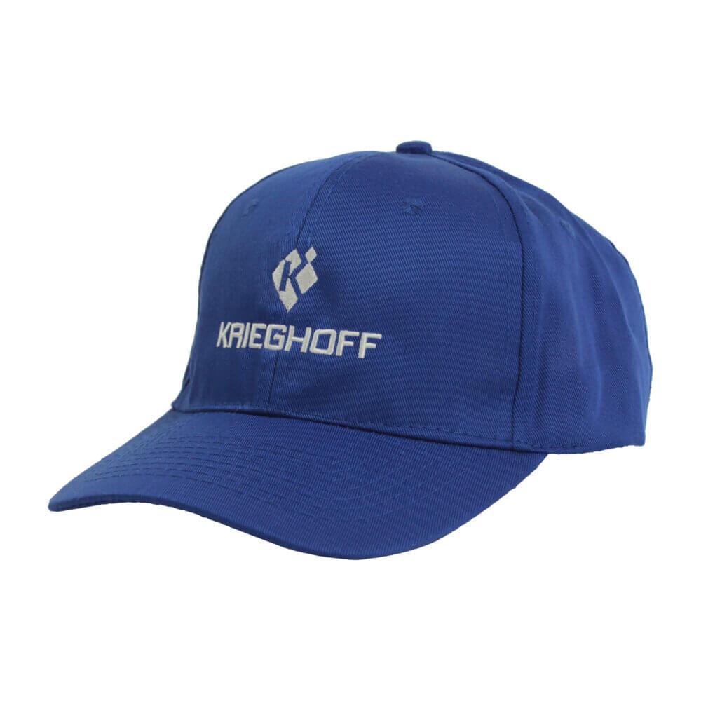 Krieghoff Poly Hat, Royal Blue