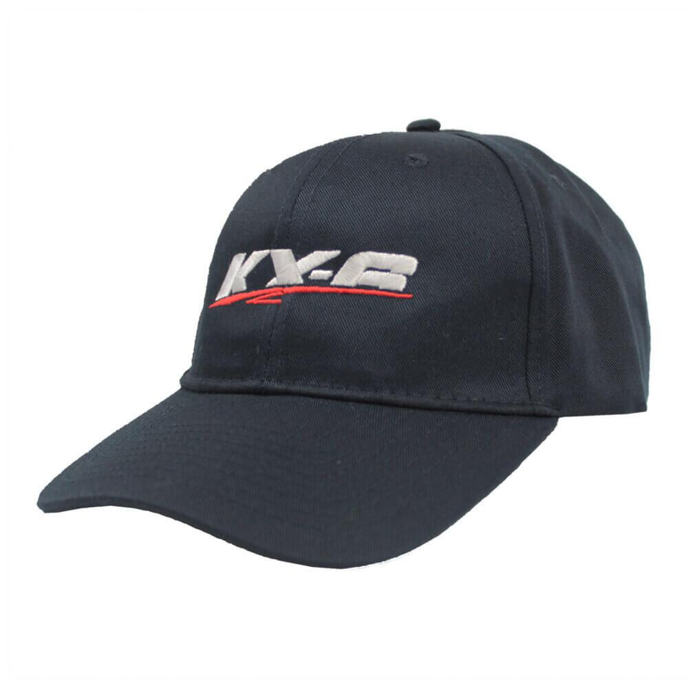 KX-6 Poly Hat, Navy Blue