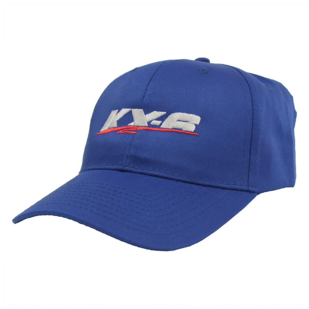 KX-6 Poly Hat, Royal Blue