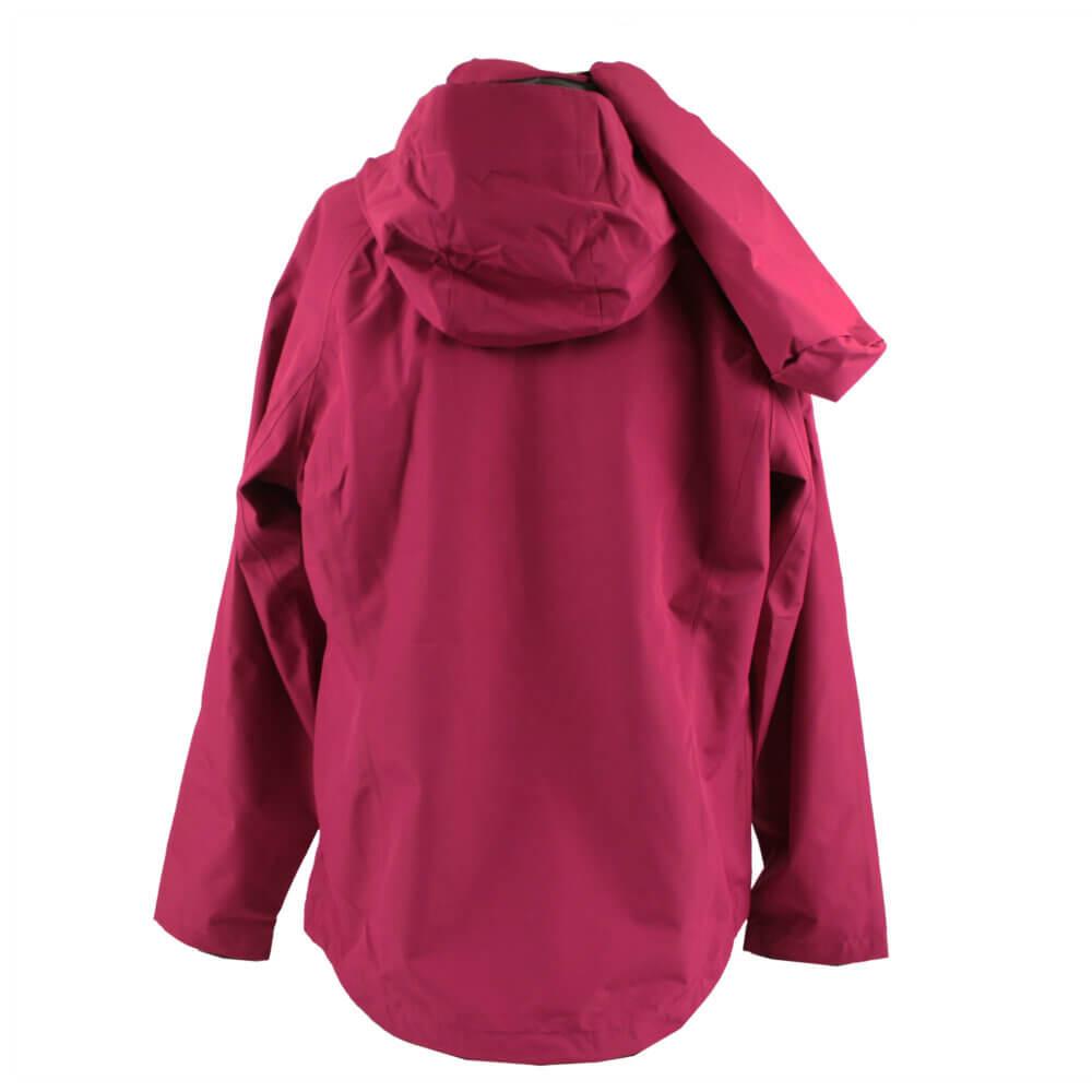 Ladies' Rain Jacket, Fuchsia