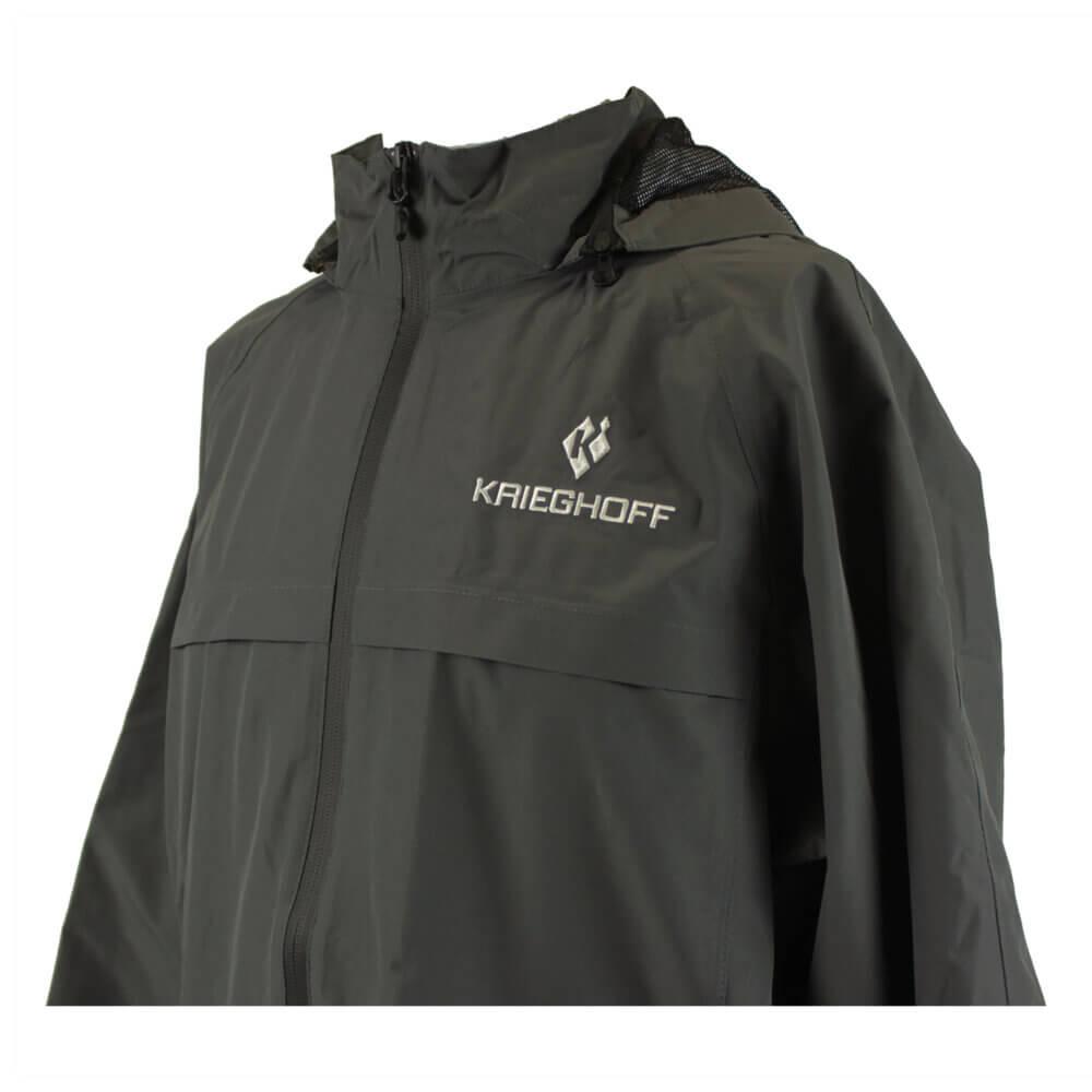 Krieghoff Rain Jacket, Dark Grey