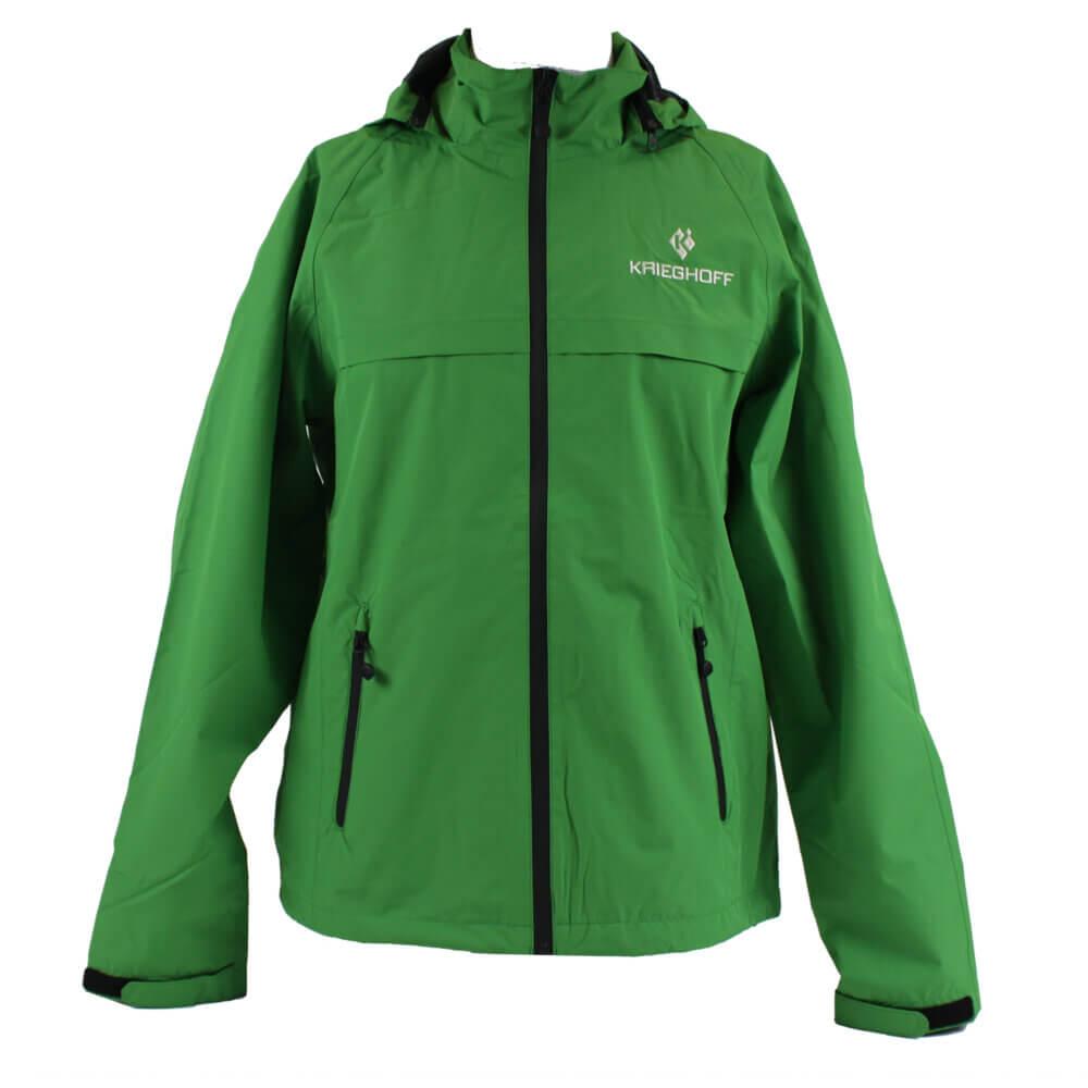 Krieghoff Rain Jacket, Vine Green