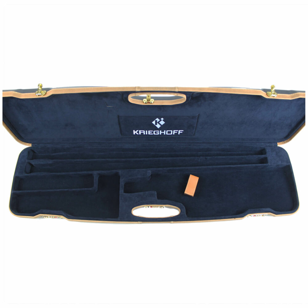 K-80 Negrini 2 Barrel Case, Special Price, As Is