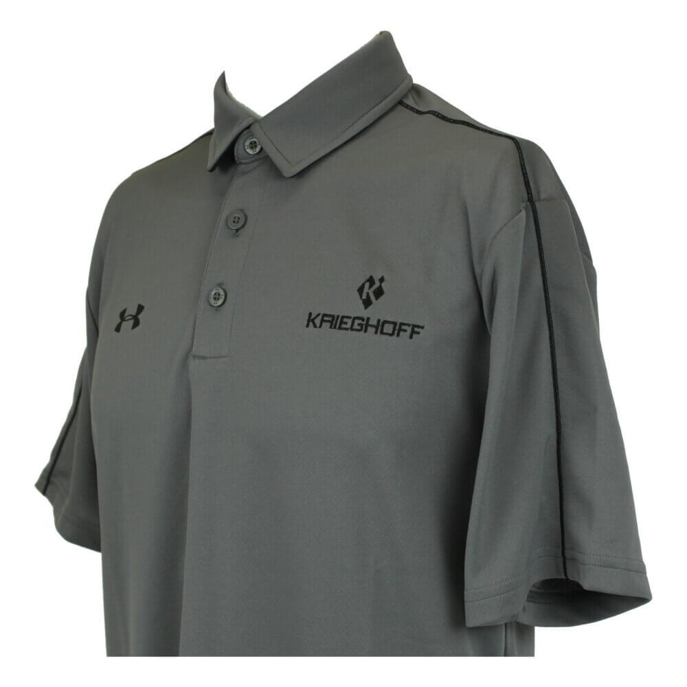 Men's Under Armour Polo Shirt, Graphite