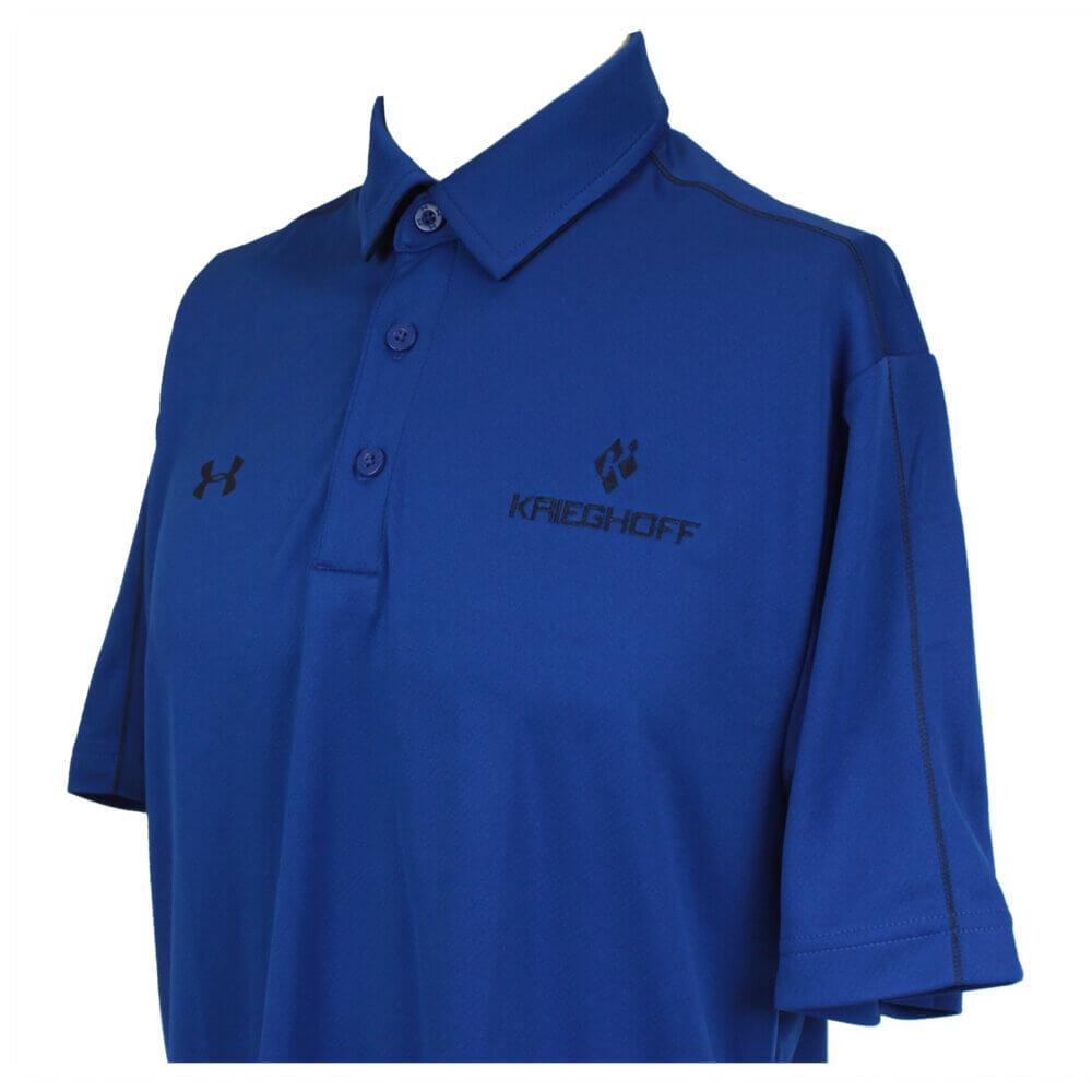 Men's Under Armour Polo Shirt, Royal Blue