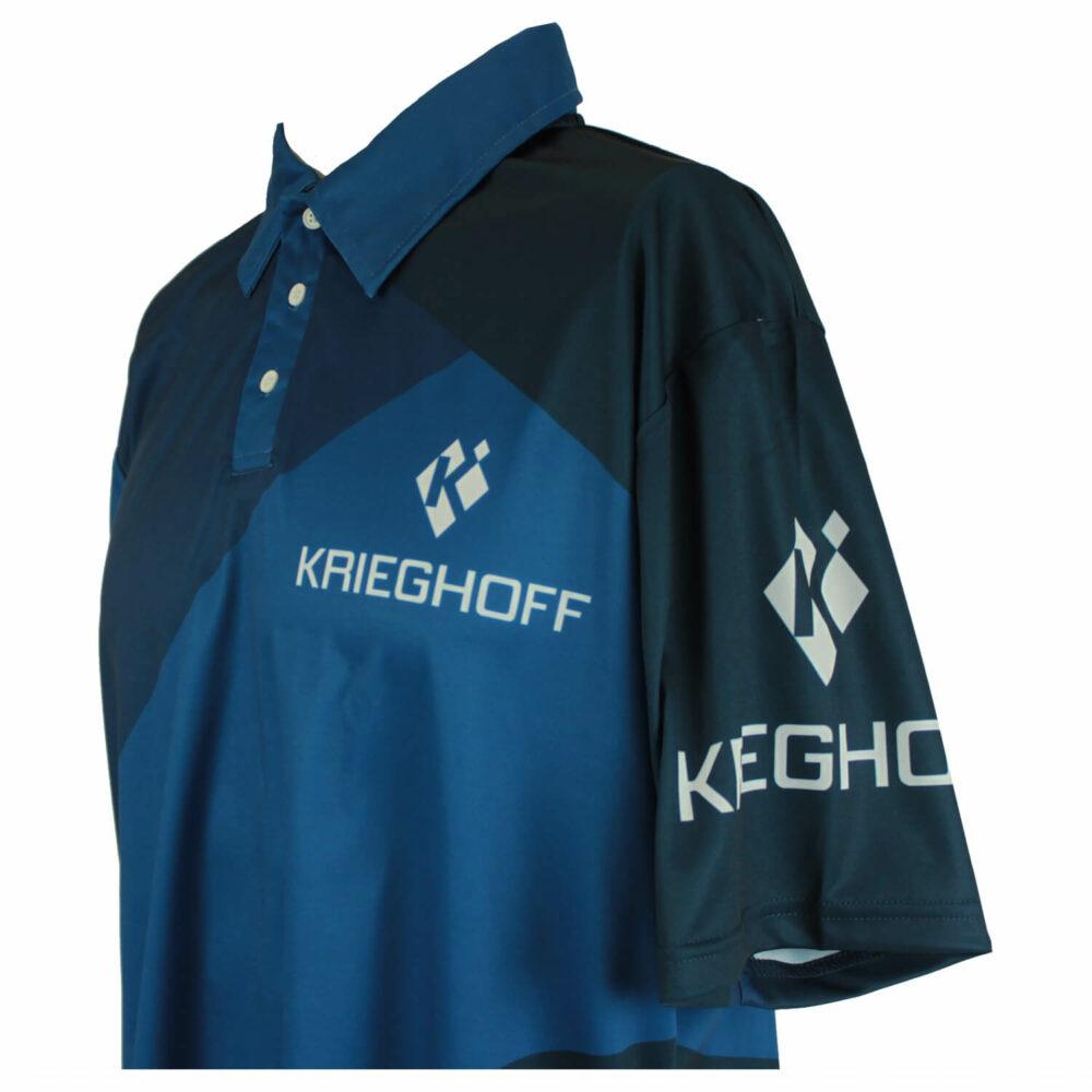2021 Krieghoff Performance Polo Shirt, Men's