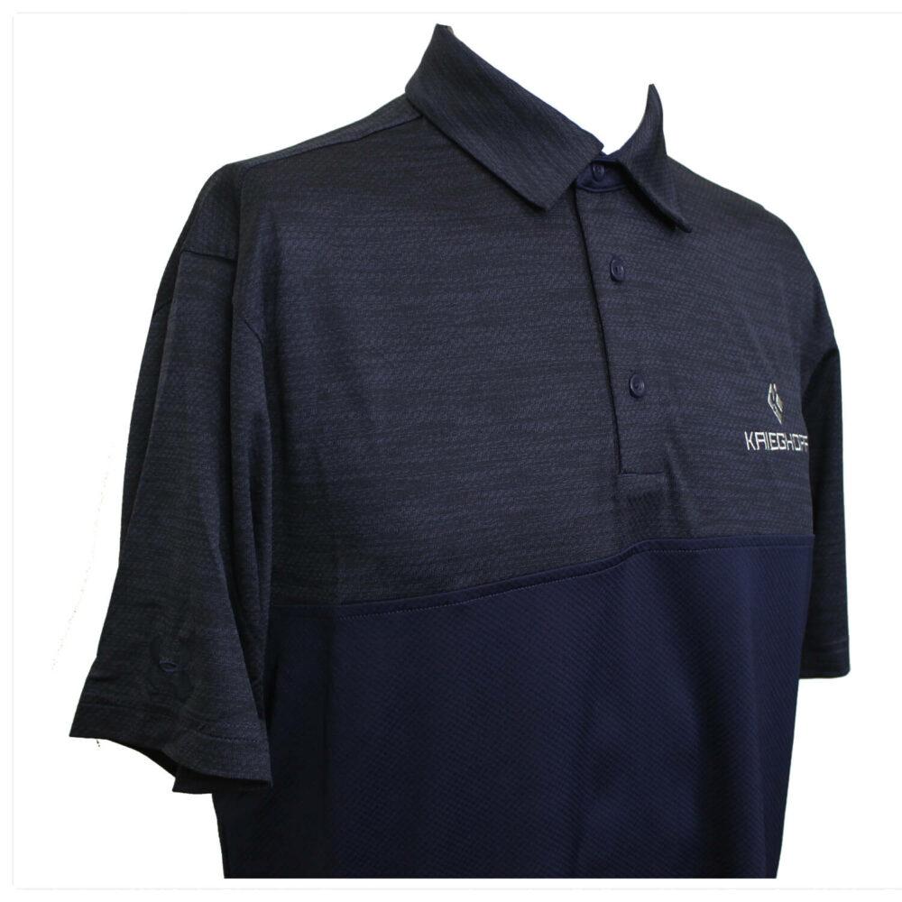 Men's Under Amour Polo Shirt, Midnight Navy