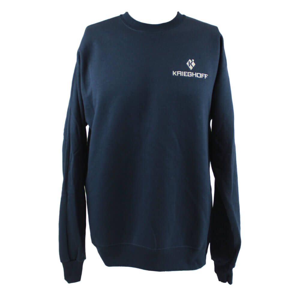 Krieghoff Crewneck Sweatshirt, Navy Blue
