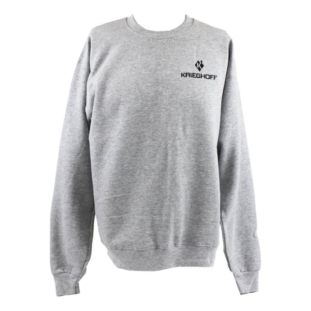 Krieghoff Crewneck Sweatshirt, Grey