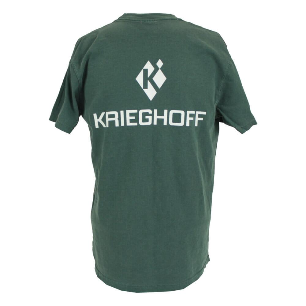 Krieghoff T-Shirt, Blue Spruce