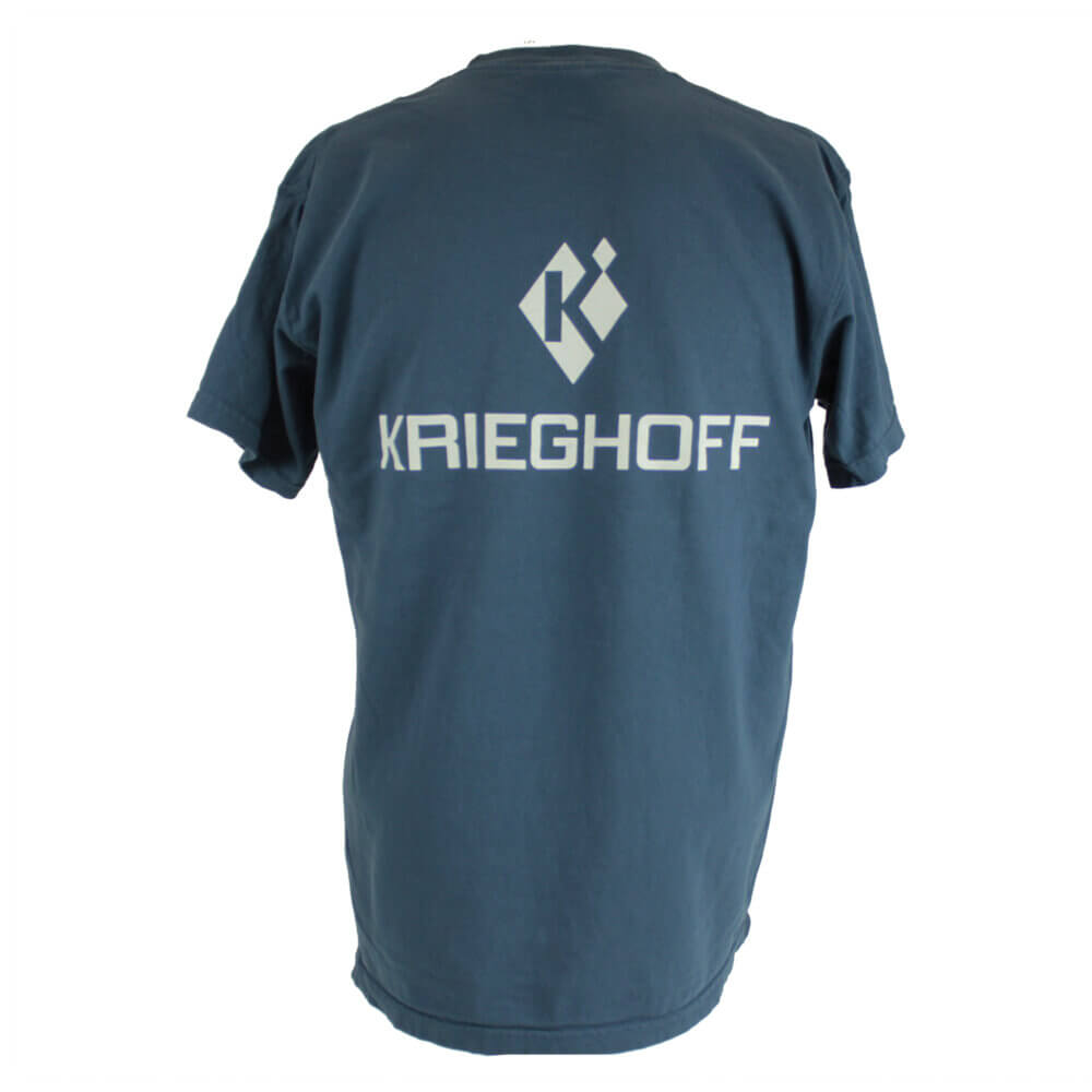 Krieghoff T-Shirt, Dark Blue