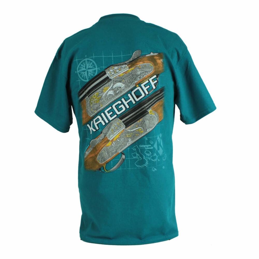 "Krieghoff ""Galapagos"" T-Shirt"