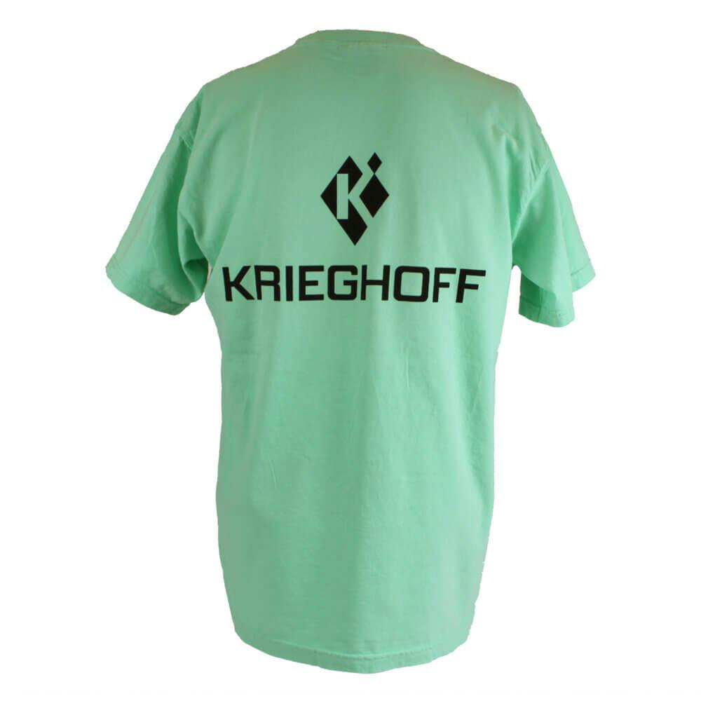 Krieghoff T-Shirt, Light Green