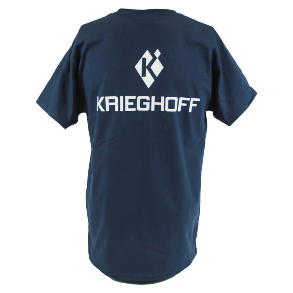 Krieghoff T-Shirt, Navy Blue
