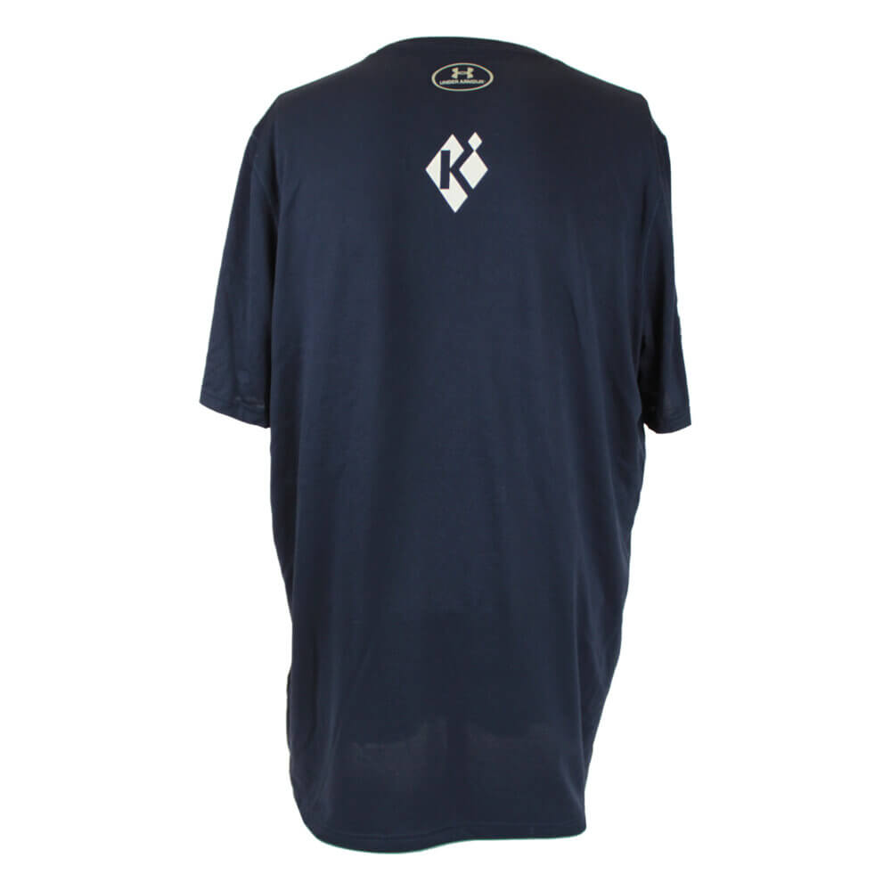 Under Armour® Performance T-Shirt, Navy Blue