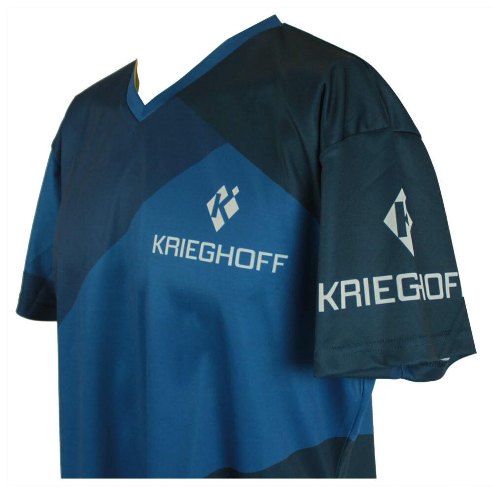 2021 Krieghoff Performance V-Neck Shirt, Ladies'